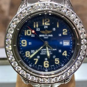 Breitling watch jewelry number (5W)